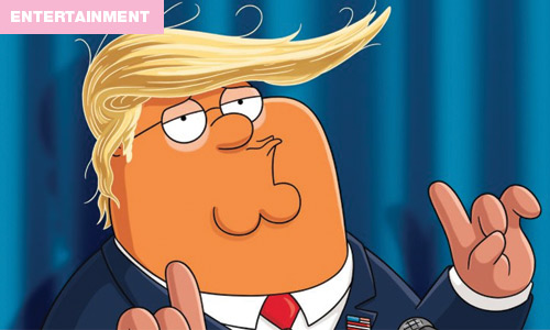 Family Guy' Trade Dirty Talks with Donald Trump