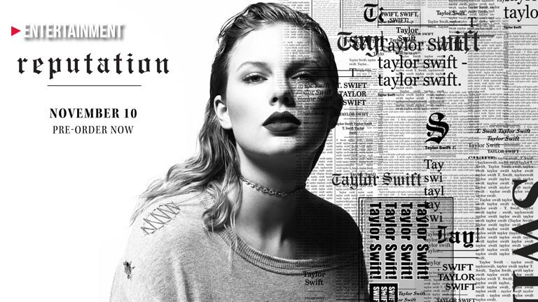 Taylor Swift's not yet released album already sold half a million