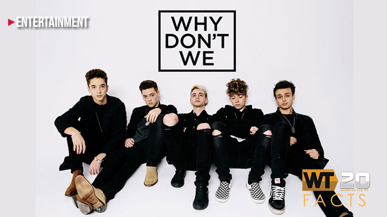 8 Letters by Why Don't We songfacts
