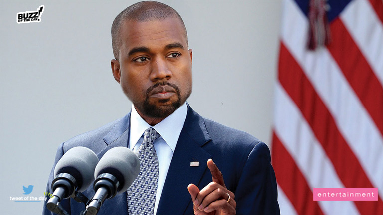 Kanye for President is not a Bad Idea