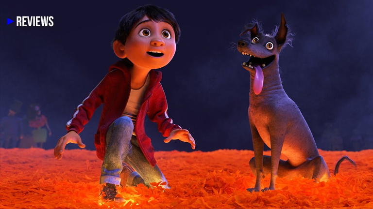 Early reviews for 'Coco'