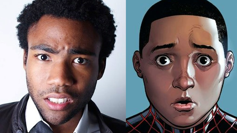 Donald Glover as Miles Morales
