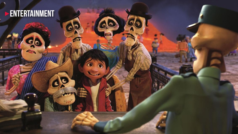 Coco Pixar Disney to honor the Latin culture
