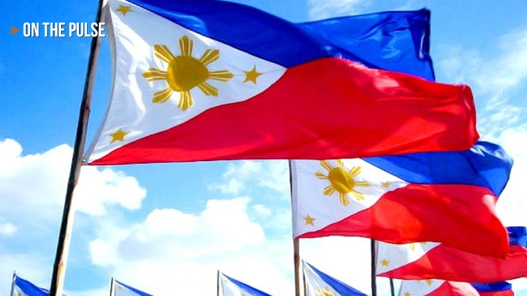 20-year old kid arrested for not standing during Philippine National Anthem