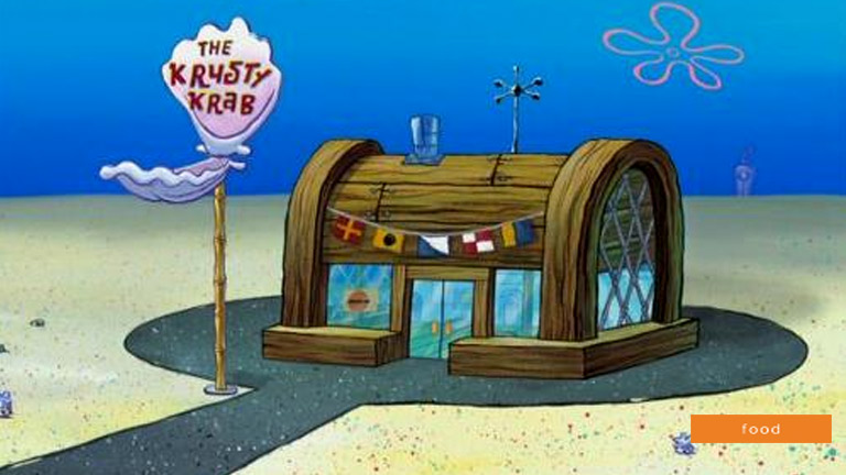 Krusty Krab Restaurant