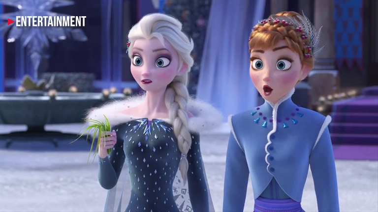 people complained about the 'Frozen' short film