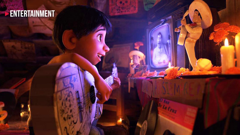 Pixar's 'Coco' tops the box office