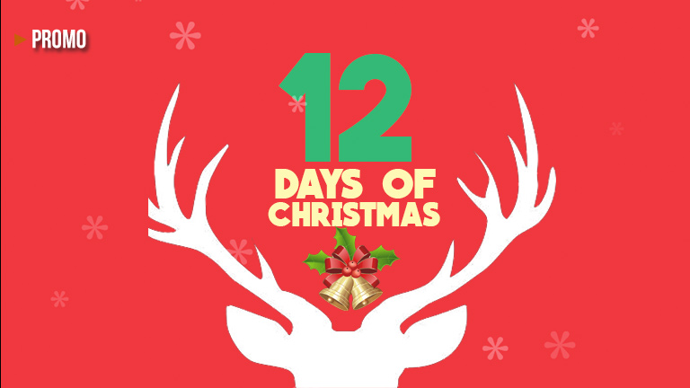 12 Days of Christmas 2017