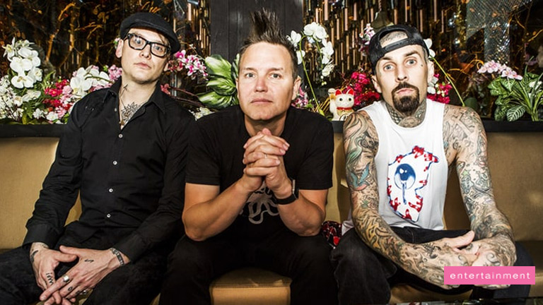 Blink-182 named 'most animal-friendly'