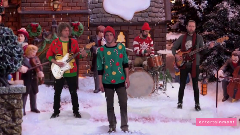2016 Holiday Songs from The Killers