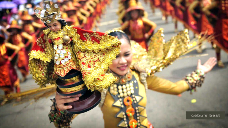 Schedule of Activities for Sinulog 2017