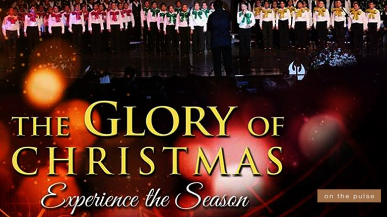 The Glory of Christmas ft. The Bradford 100-Voice Choir - Y101fm