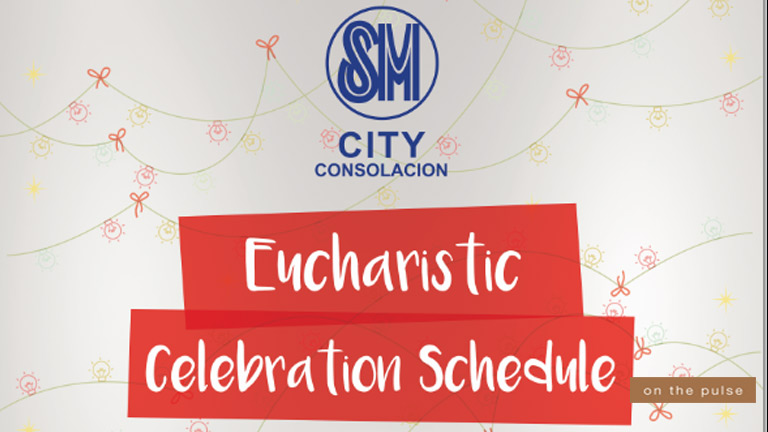 Eucharistic Christmas Schedule