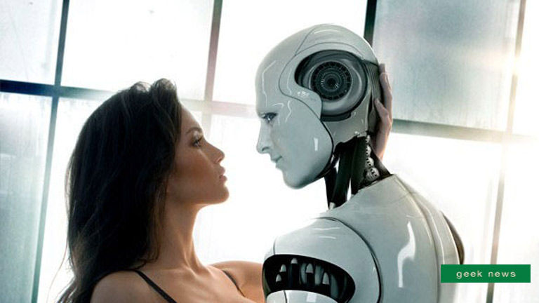 humans will be marrying robots