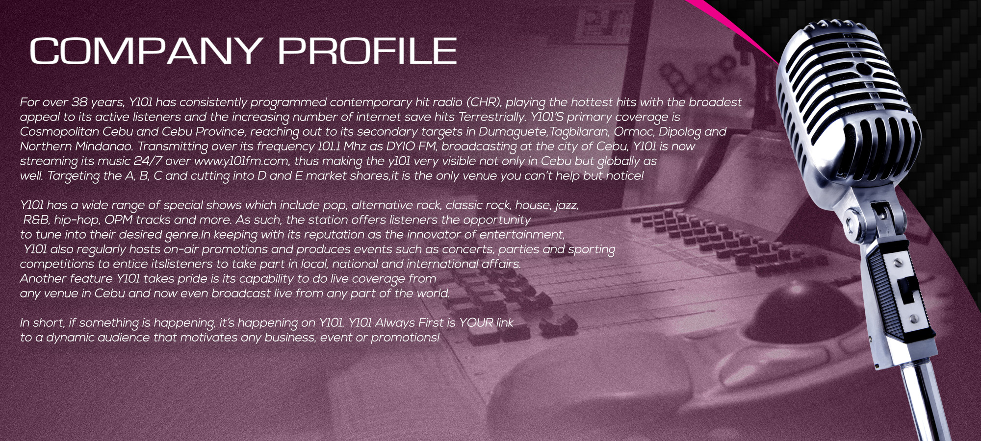 company profile new 1