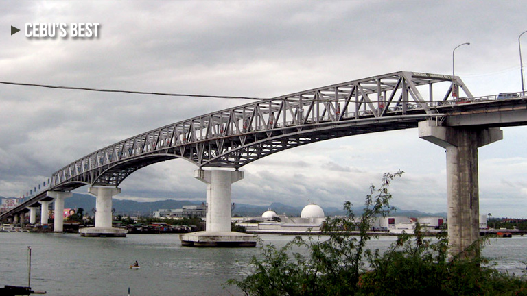mactan bridge named Serging Osmeña Bridge