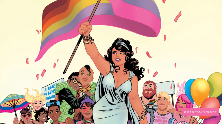 A new comic book in honor of the Pulse nightclub victims