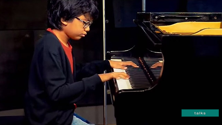 12-year old Jazz Pianist Joey Alexander
