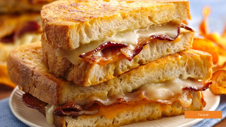 10,500 Peso Grilled Cheese Sandwich