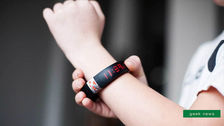 Introducing the Gameband