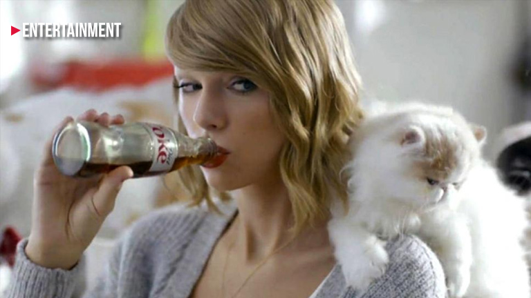 Taylor Swift cats