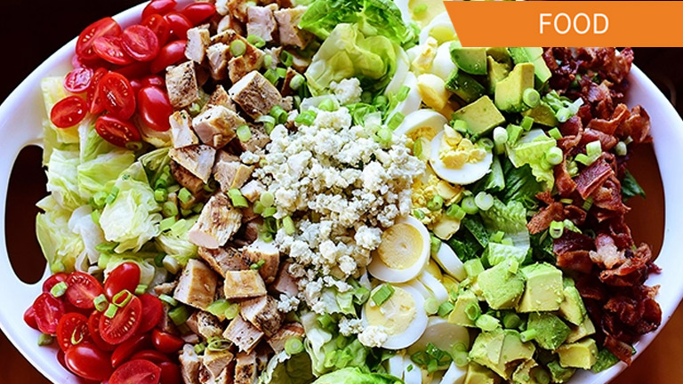 The unique origin story of the Cobb Salad