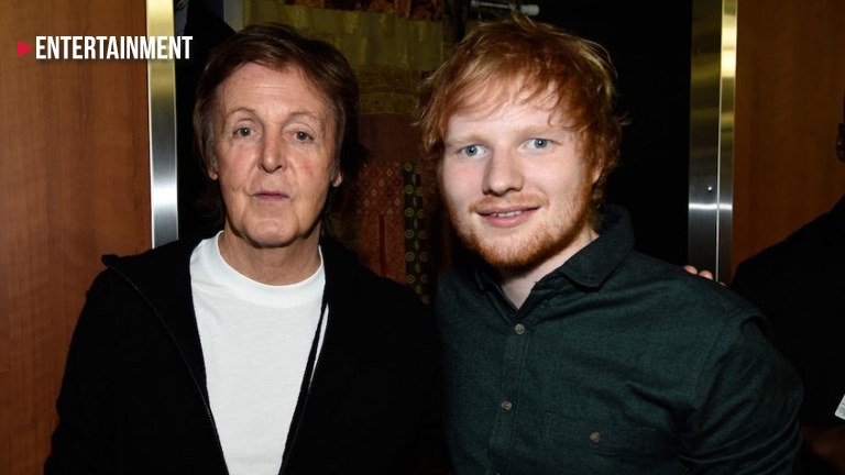 Ed Sheeran to star in movie world The Beatles never existed