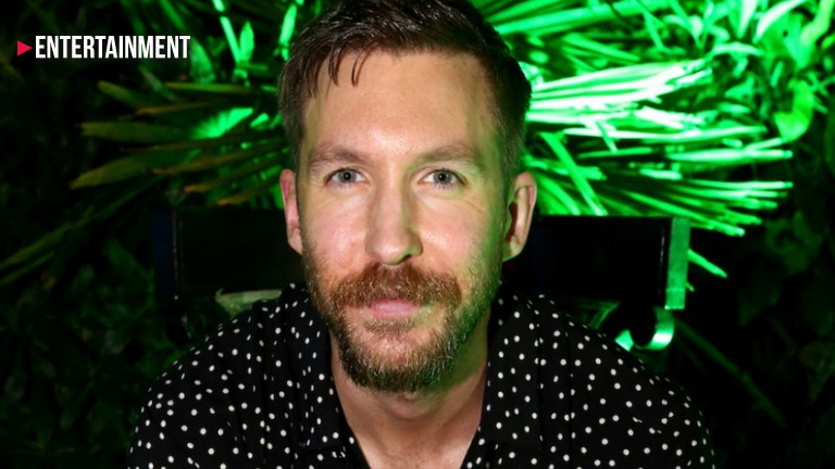 Calvin Harris and girlfriend involved in serious car crash
