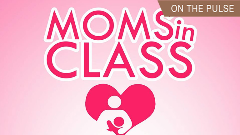 Titadocmom is throwing a special class for all moms