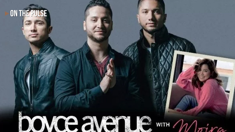 Boyce Avenue in cebu