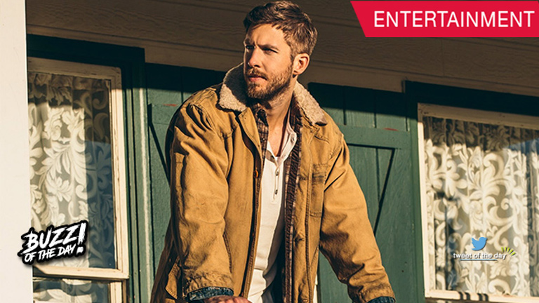 Listen to snippets of Calvin Harris' new songs - Y101fm