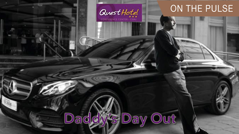 Daddy's Day Out at Quest Hotel