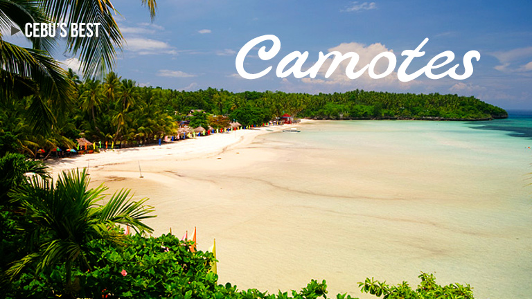 Camotes Islands: the Lake, the Underground Cave, the White-sand Beach