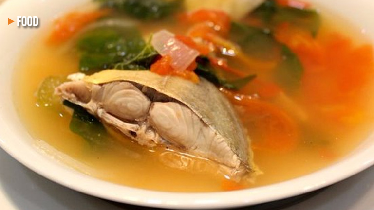Larang: The best fish soup for this rainy season