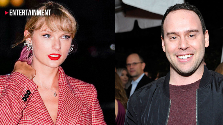 Bad Blood between Taylor Swift and Scooter Braun