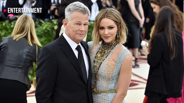 Wedding Bells for Katharine Mcphee and David Foster