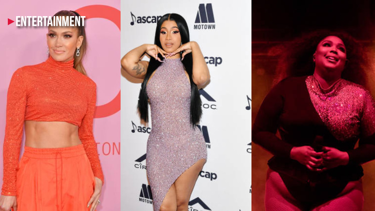Jennifer Lopez, Cardi B, Lizzo and more featured in teasers for 'Hustlers'