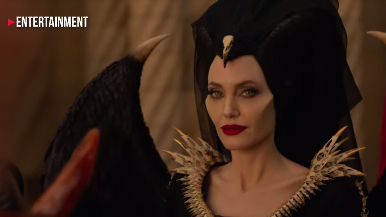 Angelina Jolie is back in Disney's Maleficent: Mistress of Evil