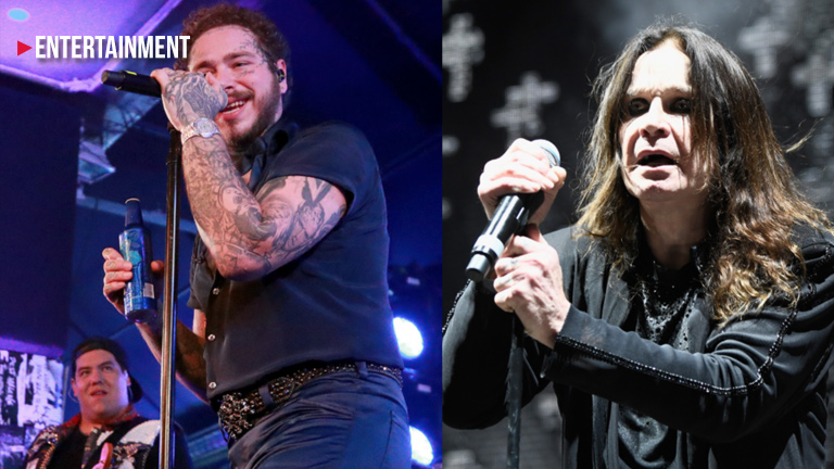 Ozzy Osbourne guests on new Post Malone song