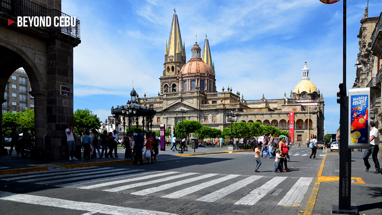 Cebu City's many sister cities is Guadalajara Mexico