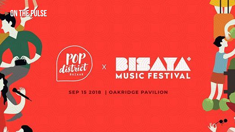 Pop District Bazaar 2018