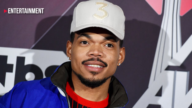 Chance the Rapper postpones tour for paternity leave