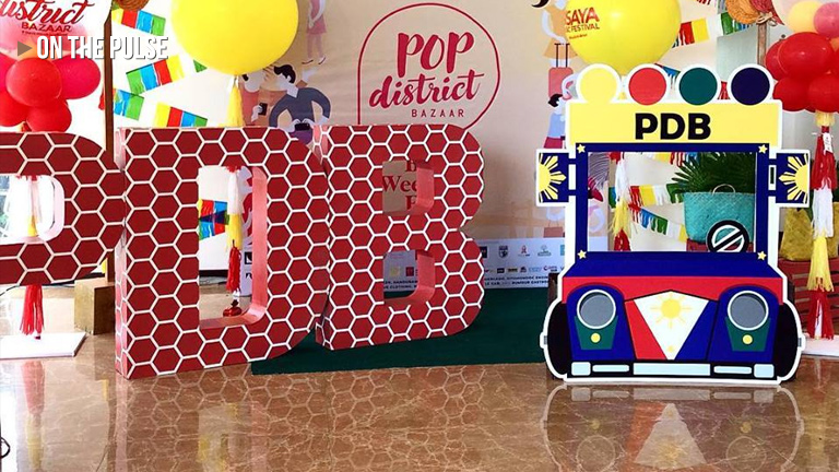 Pop District Bazaar Bisaya Music Festival 2018
