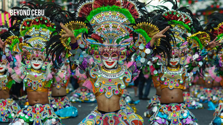 The lively and colorful MassKara Festival in Bacolod City was inspired from tragic events