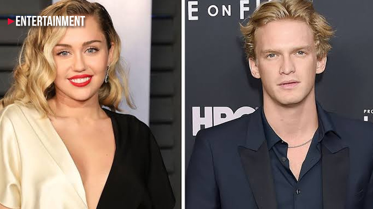 Cody Simpson and Miley Cyrus are dating