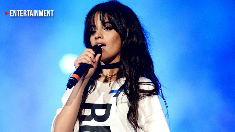 Camila Cabello is spotted locking lips with her backup dancer