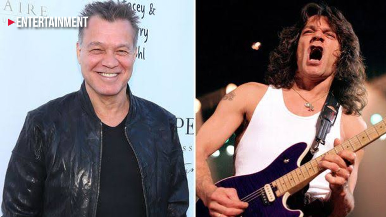 Eddie Van Halen suffers from throat cancer