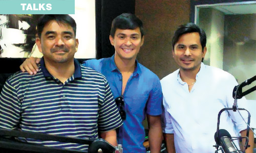 Matteo Guidicelli Visits Chad the Stud