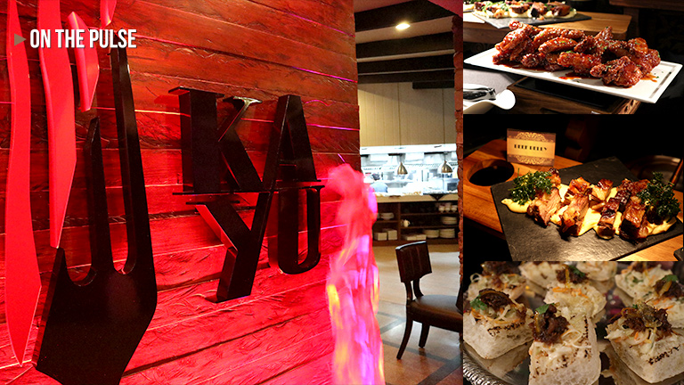 KAYU: Kitchen + Bar new dish at the second House of Gold Oct. 26