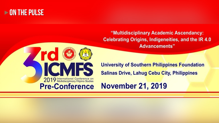 USPF Hosts 3rd ICMFS2019